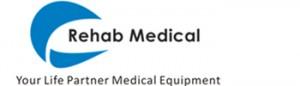 new logo for medical equipment , rehabilitation equipment ,ultrasound machine ,hematology analyzer ,gait training equipment ,cheap treatment table
