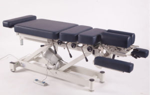 chiropractic table , hi-low chiropractic drop table