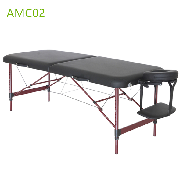 Physical Therapy Traction Table Portable Massage Tables – AMC2 | Rehab Medical