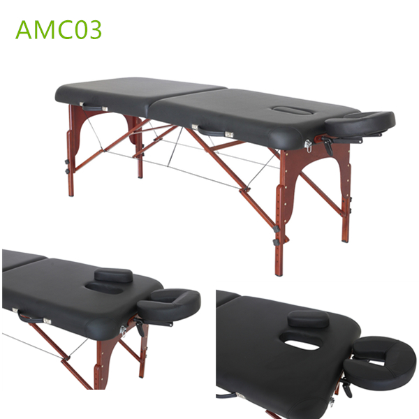 Wooden Massage Tables - AMC3