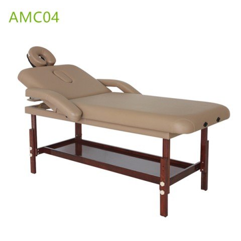 wooden massage table sale