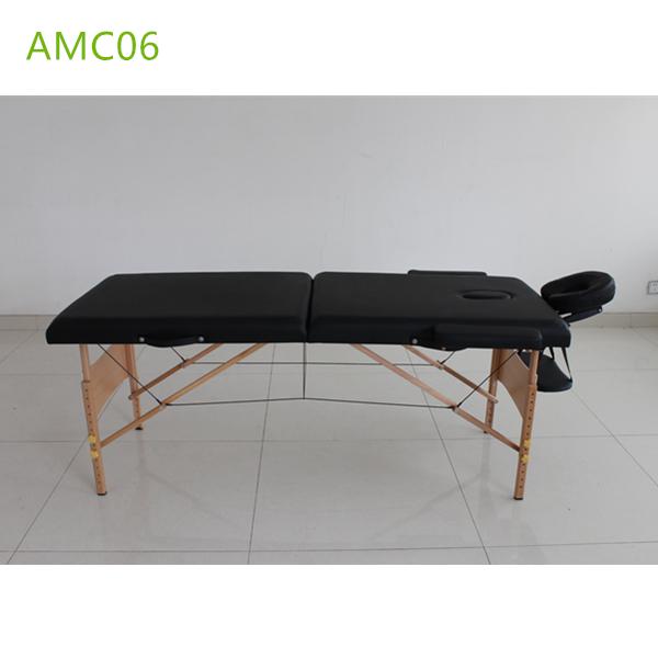 Hot Sale Portable Massage Tables Amc06 Rehab Medical