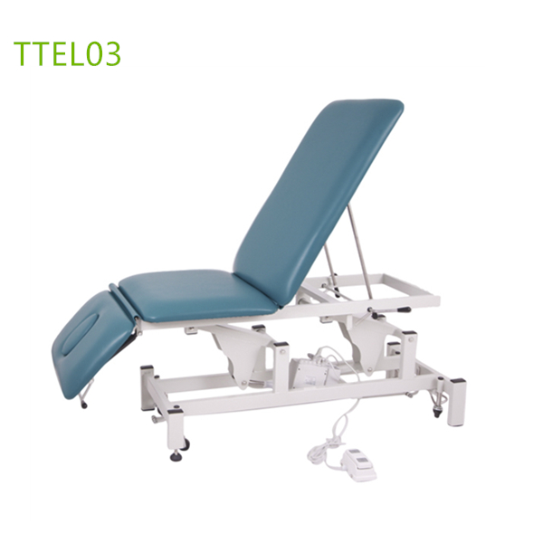 3 Sections Physical Therapy Treatment Tables