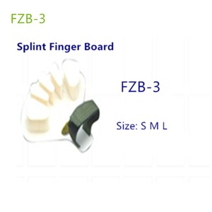 Splint Finger Board occupational therapy equipment-FZB3