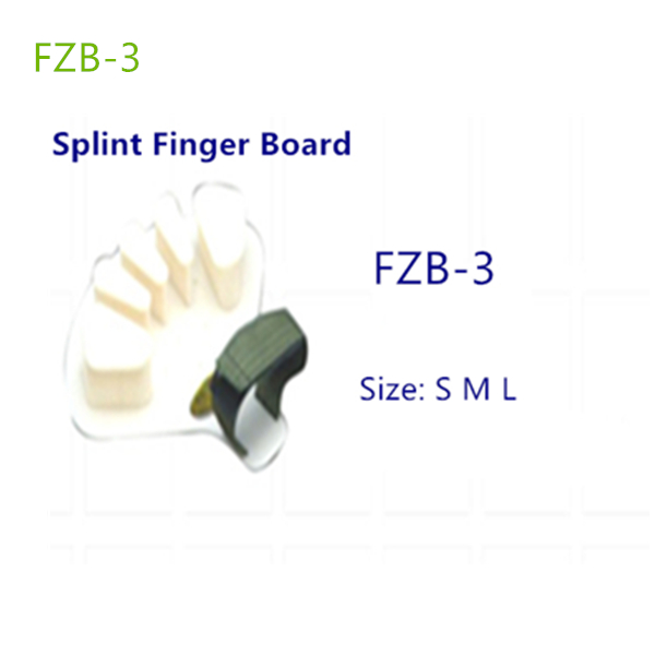 Splint Finger Board Occupational Therapy Equipment