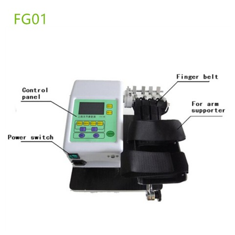 Finger Continuous Passive Motion(CPM) Machines