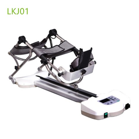 continuous motion machine for knee surgery