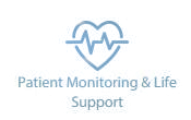 patient monitor and life support medical equipment supplier from china