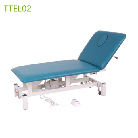 2 Sections Physical Therapy Treatment Tables -TTEL02