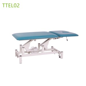 Physical therapy treatment tables