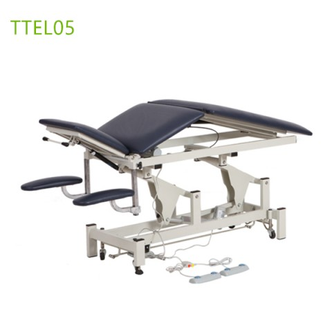 5 Sections Electric Physical Therapy Treatment Tables -TTEL05
