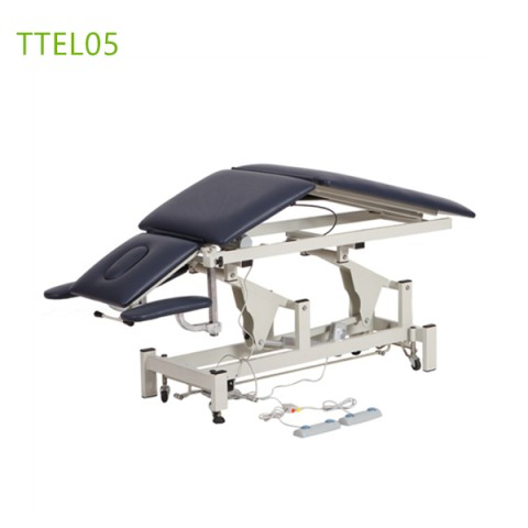 5 Sections Electric Physical Therapy Treatment Tables