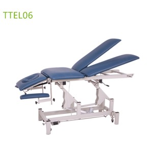 6 Sections Electric Physical Therapy Treatment Tables -TTEL06