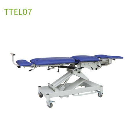 Mutil-Section Electric Physical Therapy Treatment Tables