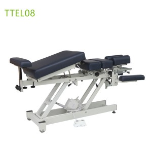 Chiropractic Stationary Drop Tables and Drop Benches-TTEL08