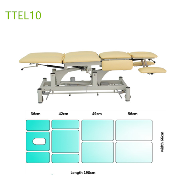 Mutil-Section Electric Treatment Tables-TTEL10