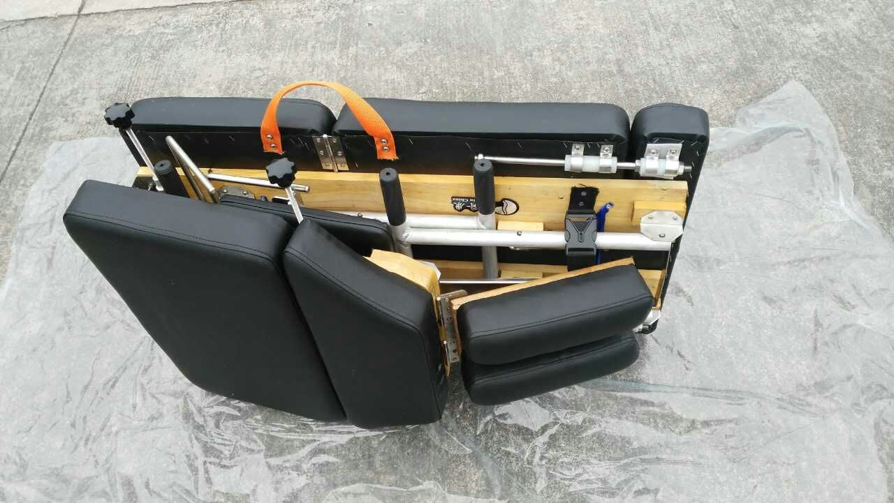 portable folding chiropractic table