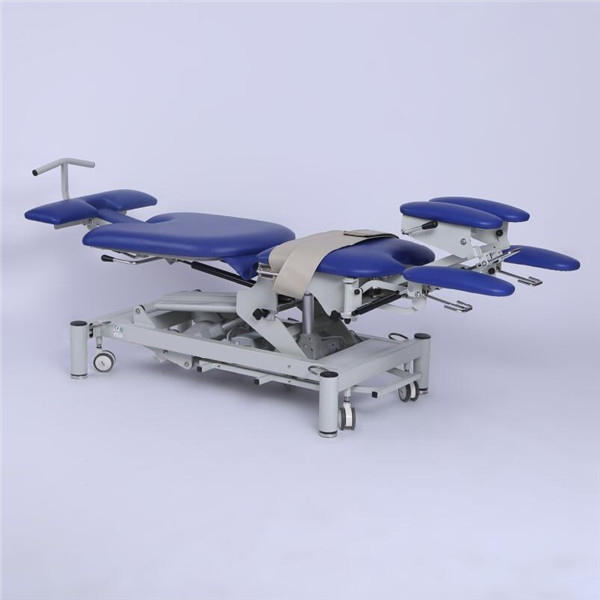 Mutil-Section Electric Physical Therapy Treatment Tables-TTEL07