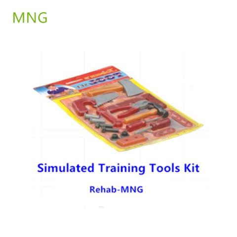 Simulation training tools kit for rehabilitation Therapy - MNG