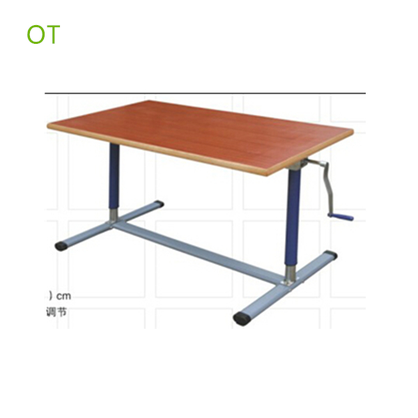 Adjustable occupational therapy tables rehab equipments for Table 52 reservations