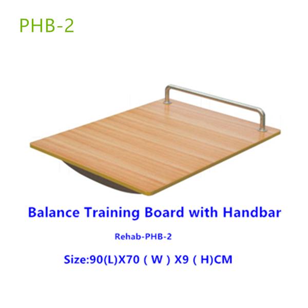 Lower Extremities Handbar Balance Training Board