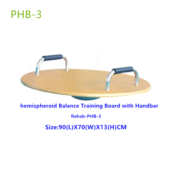 Lower Extremities Round Balance Training Board