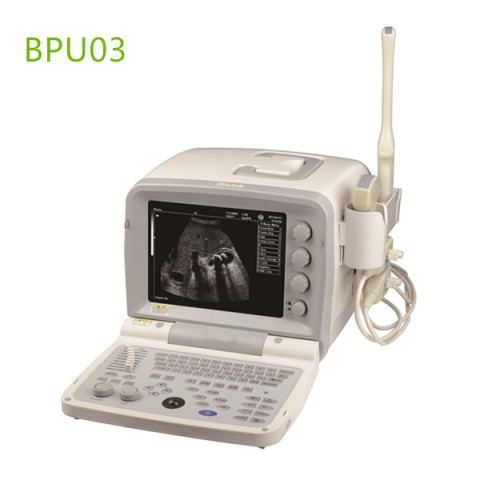 10''CRT Monitor Portable Ultrasound Machines