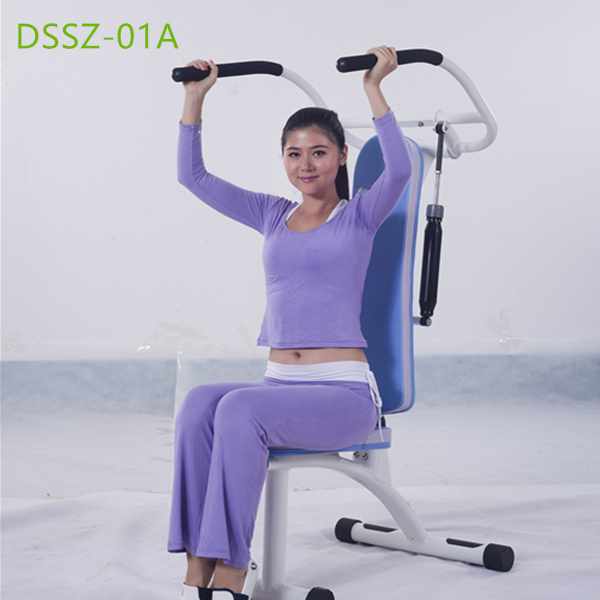 Shoulder Press Isokinetic Exercise Equipment