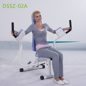 Pec Dec Isokinetic Exercise Equipment