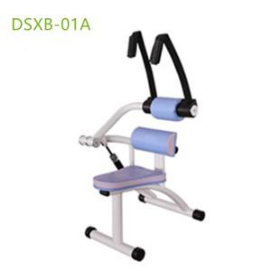 Abominal Back Isokinetic Exercise Equipment