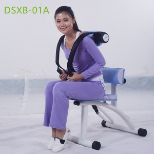 Abominal Back Isokinetic Exercise Equipment