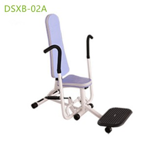 Chest/Back Isokinetic Exercise Equipment