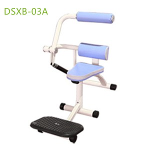 Back Extension Isokinetic Exercise Equipment