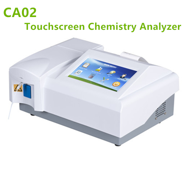 Semi Auto Clinical Chemistry Analyzer Touchscreen And Fast
