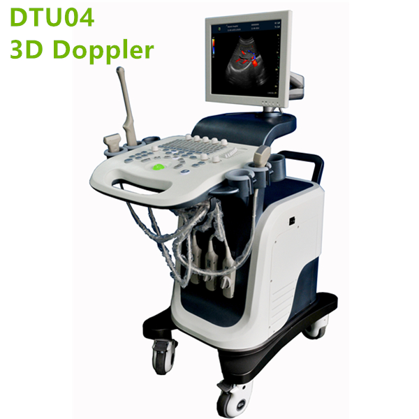 Doppler Trolley Ultrasound Machine DTU04-2