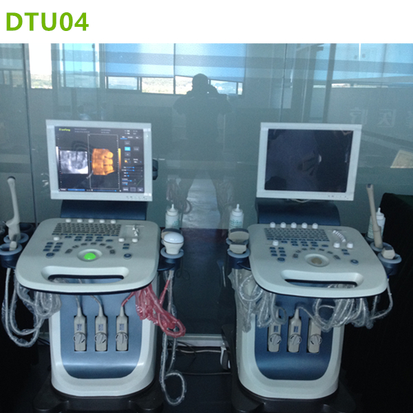 Doppler Trolley Ultrasound Machine DTU04-4