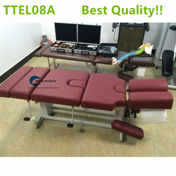 Surprising Manual Chiropractic Tables Portable And Stationary Ttel08A Interior Design Ideas Jittwwsoteloinfo