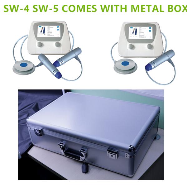 Portable Shockwave Therapy Machine -No Air Compressor & 2