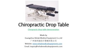 chiropractic drop table ,chiropractic adjustment table
